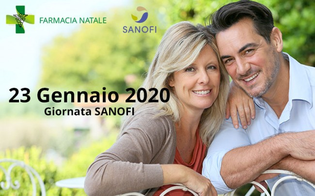 23 Gennaio 2020 - Giornata Sanofi