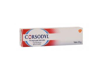 CORSODYL*collut 150 ml 200 mg/100 ml