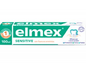 Elmex dentifricio sensitive con fluoruro amminico 100 ml