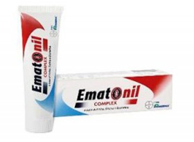 EMATONIL PLUS EMULSIONE GEL 50 ML