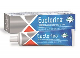 EUCLORINA SILVER CREMA RIPARAZIONE CUTE 15 ML