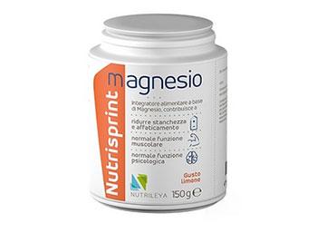 NUTRISPRINT MAGNESIO NUTRISPRINTPOLVERE 150 G