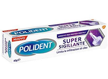 POLIDENT SUPER SIGILLANTE ADESIVO PROTESI DENTALE 40 G