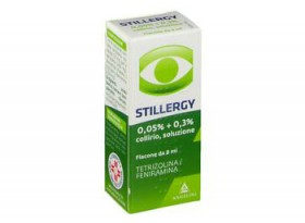 STILLA DECONGESTIONANTE*20 monod collirio 0,3 ml 0,05%