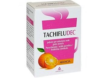 TACHIFLUDEC*orale polv 10 bust arancia