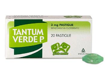 TANTUM VERDE P*20 pastiglie